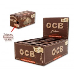 OCB Rollo Slim Marron