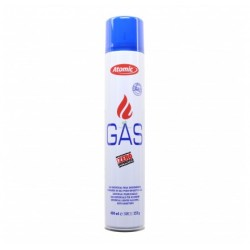 Gas Atomic Zero 400ML