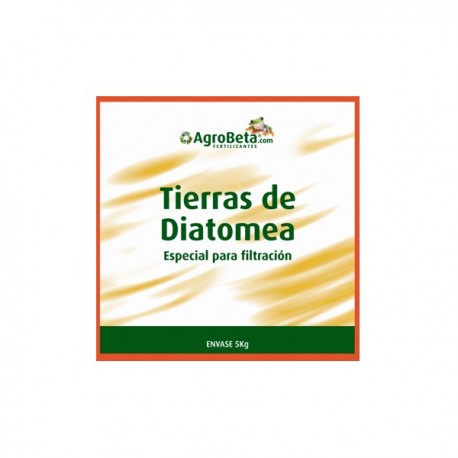 TIERRAS DE DIATOMEAS